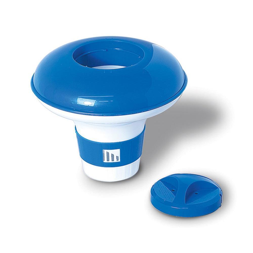 Blue Wave Large Floating Chlorine Dispenser for Pools