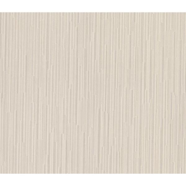 Cipriani Champagne Vertical Texture Vinyl Peelable Wallpaper (Covers 57.8 sq. ft.)