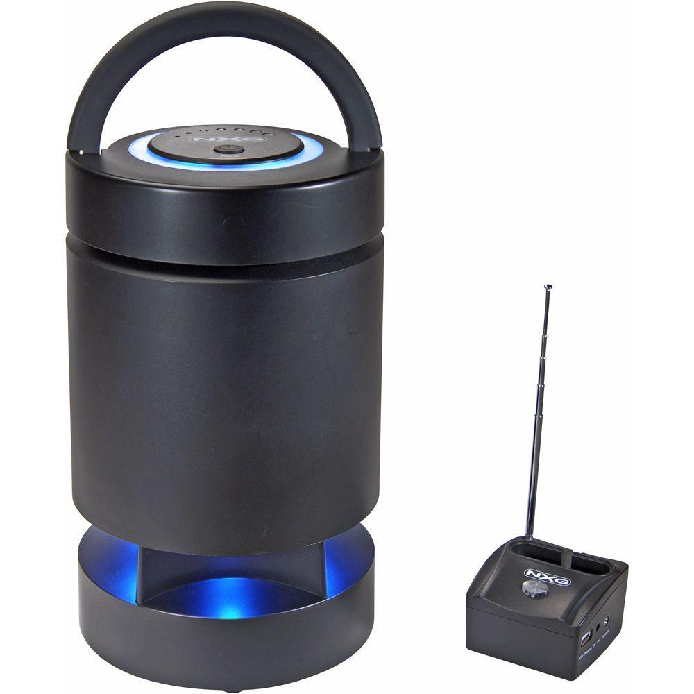 NXG 12-Watt 2-Way Wireless Indoor/Outdoor Speaker System