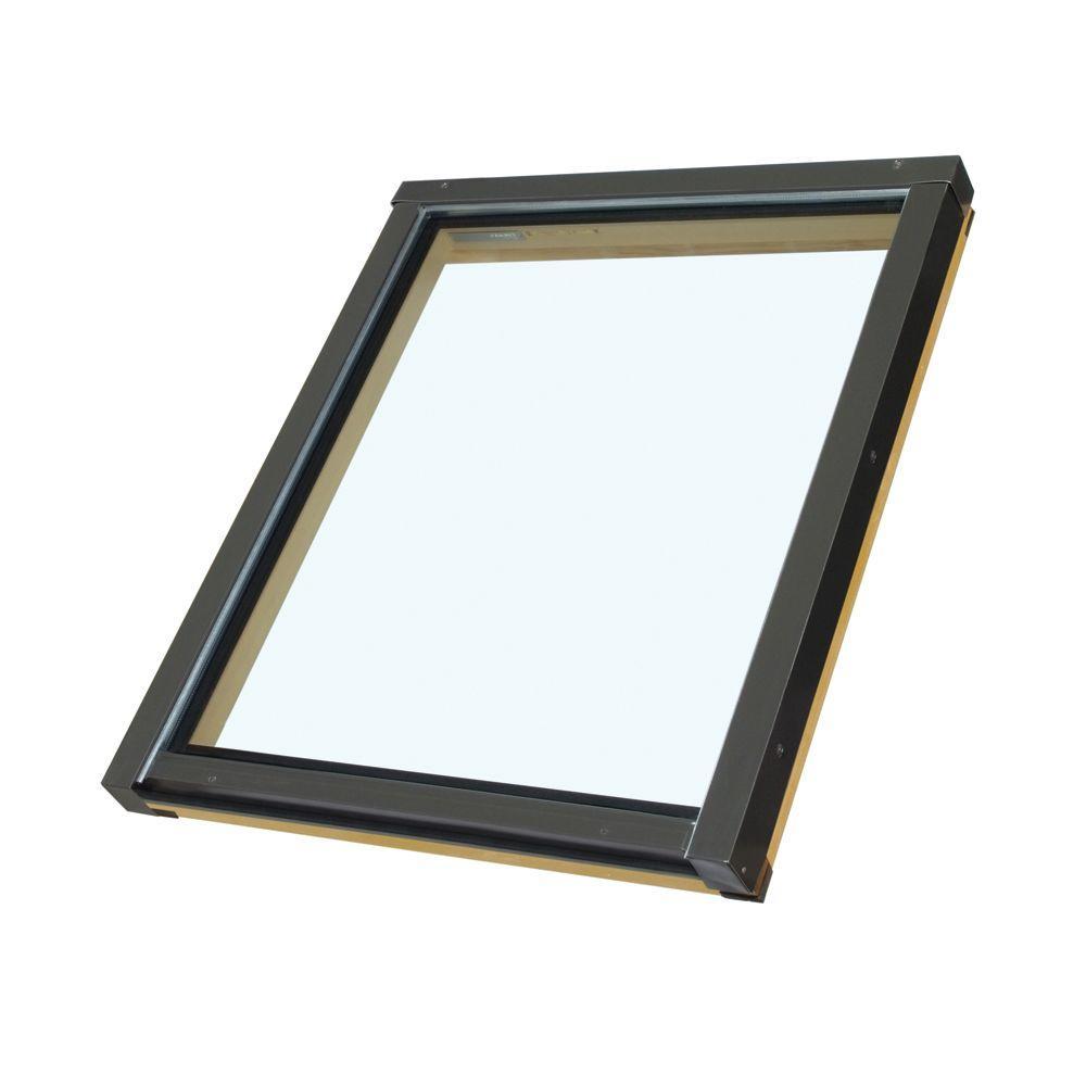 Fakro Fixed Skylight FX 24/38 Z3 (Tempered Glass, LowE)
