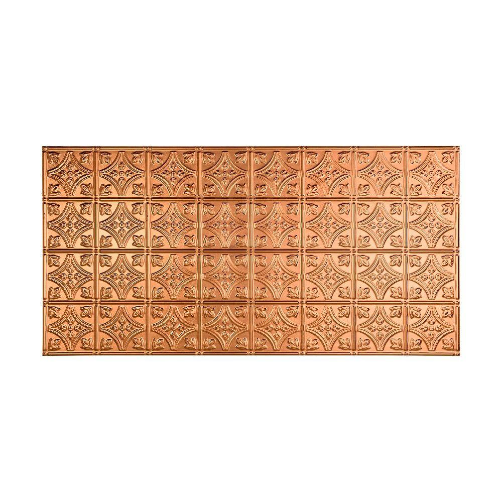 Traditional 1 - 2 ft. x 4 ft. Glue-up Ceiling Tile