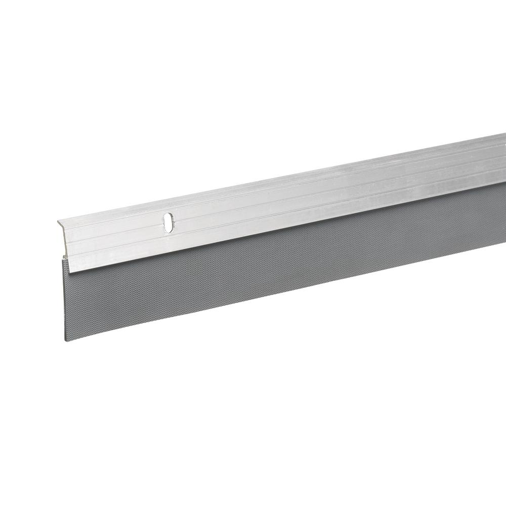 Frost King 2 In X 36 In Silver Premium And Reinforced Rubber Door