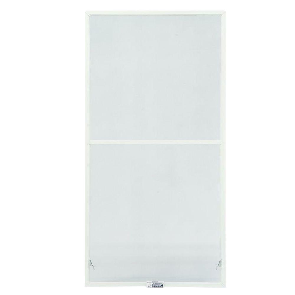 Andersen TruScene 23-7/8 in. x 50-27/32 in. White Double-Hung Insect Screen
