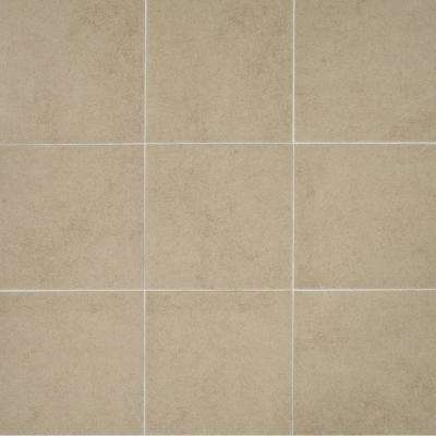 Manvel Ash 12 in. x 12 in. Ceramic Floor and Wall Tile (10.67 sq. ft. / case)