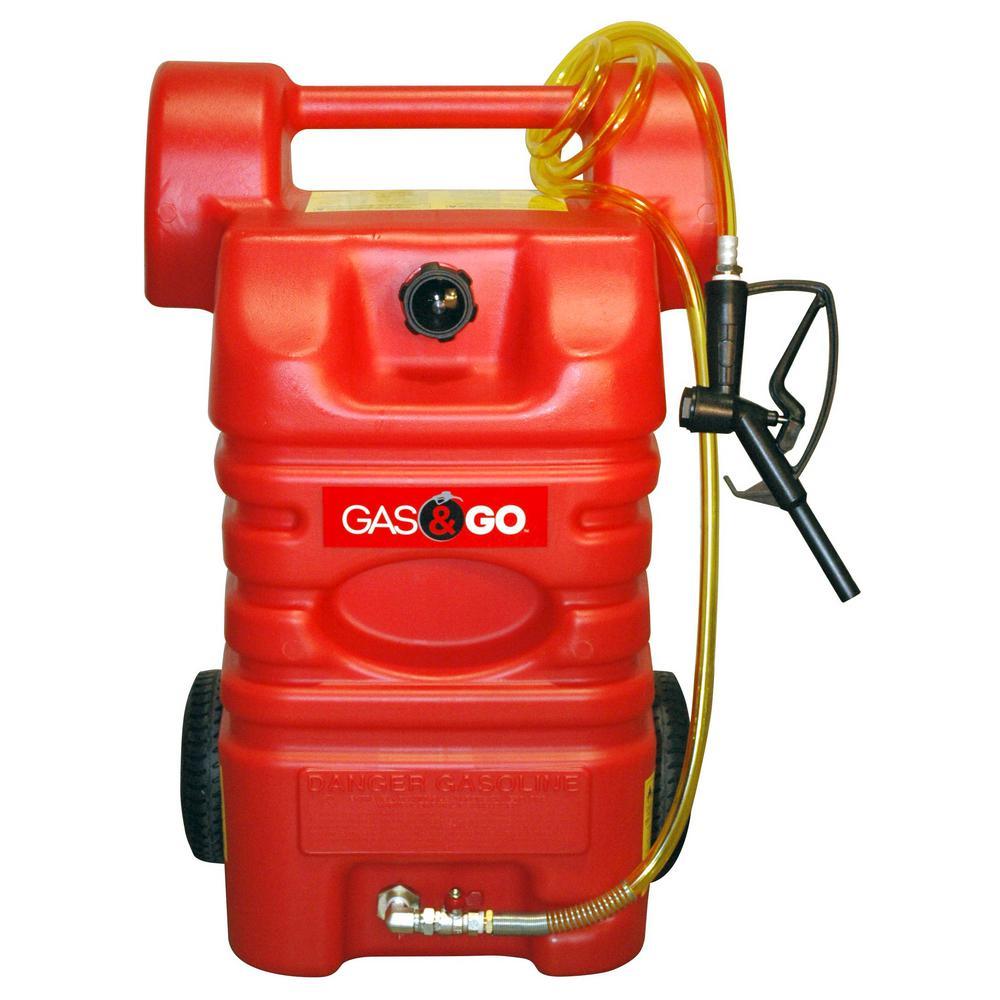 15 Gal. Polyethylene Fuel Cart