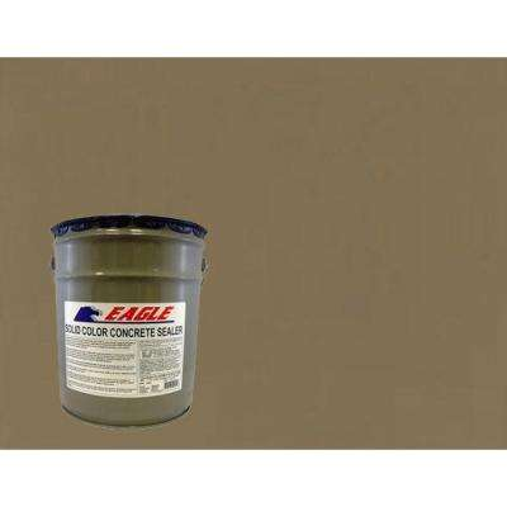 5 gal. Fresh Concrete Solid Color Solvent Based Concrete Sealer