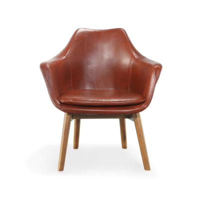 Brown Cronkite Accent Chair