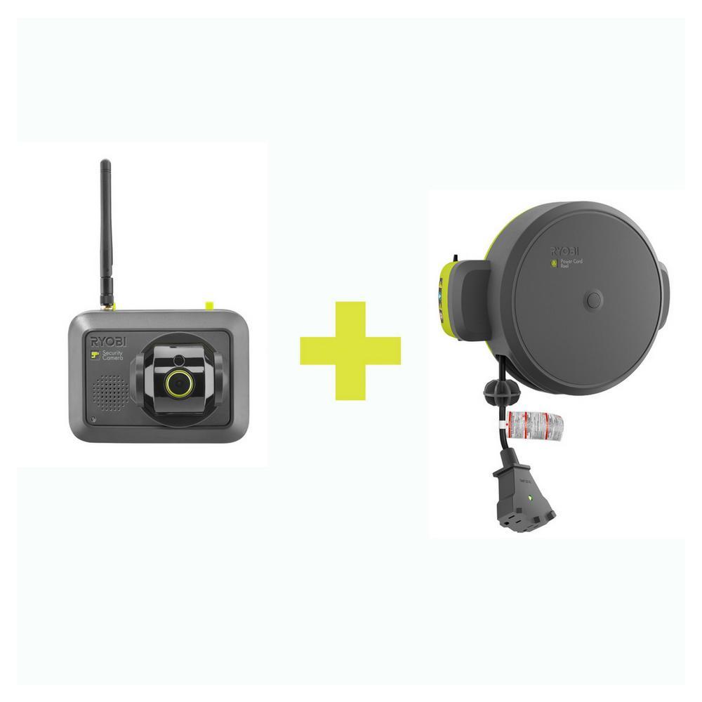 Ryobi Garage Retractable Cord Reel Accessory Gdm330 The