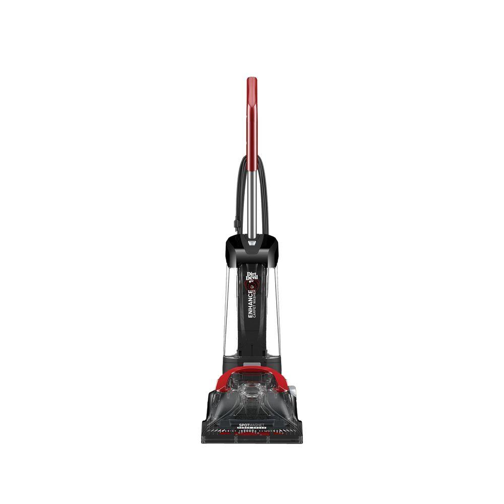 Dirt Devil Enhance Upright Carpet Cleaner, Blacks