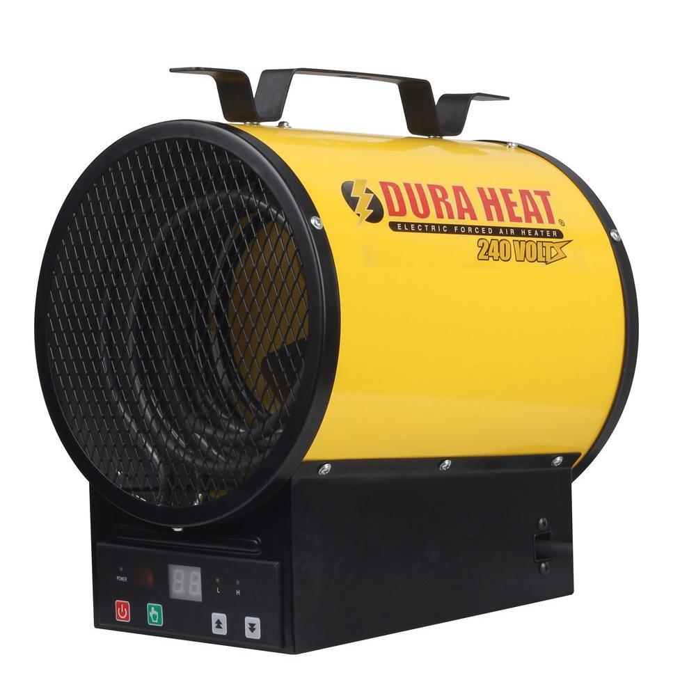 DuraHeat 3,750-Watt 240-Volt Dura Heat Electric Forced Ai...