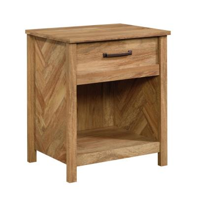 Cannery Bridge 1-Drawer Sindoori Mango Night Stand