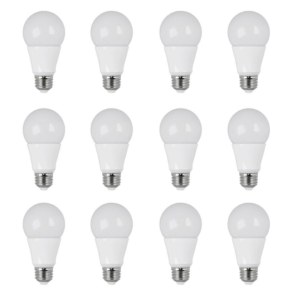 Bulbrite 40w Equivalent Warm White Light A19 Dimmable Led: Feit Electric 40W Equivalent Warm White (3000K) A19