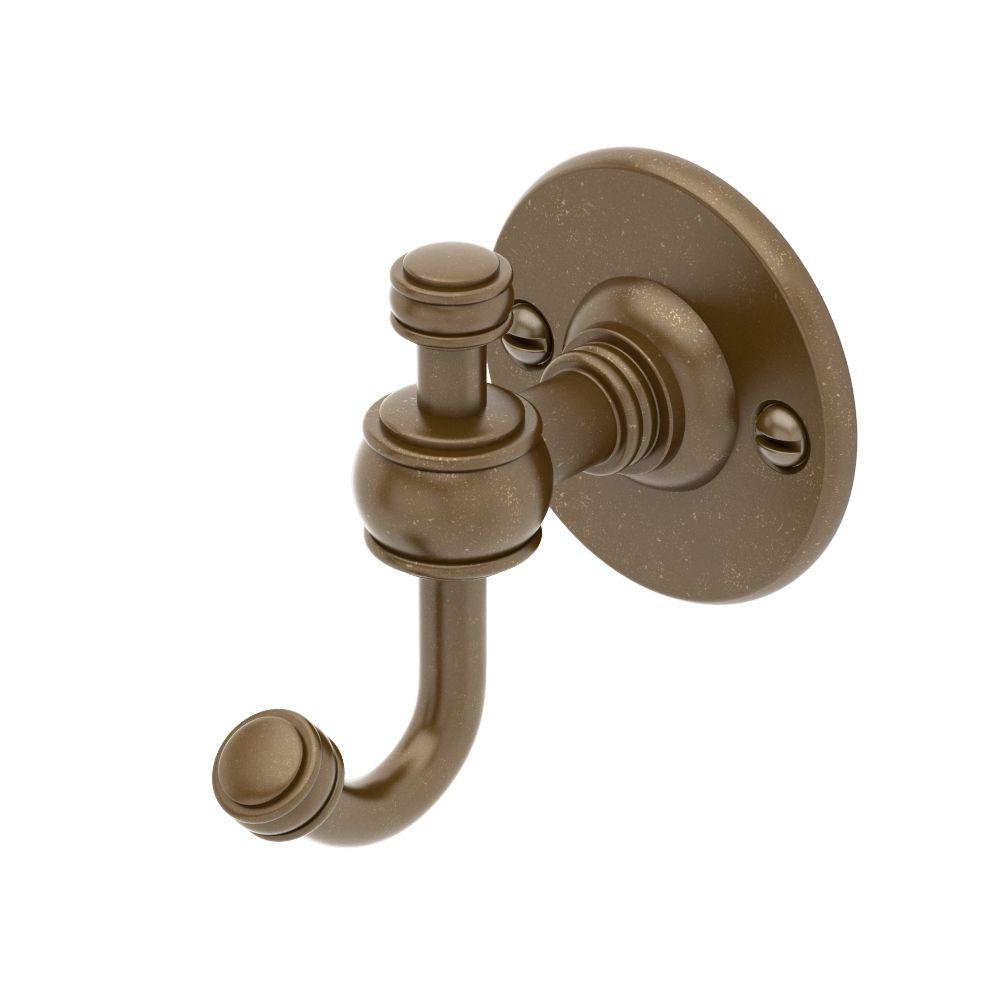 Gatco Cafe Single Robe Hook in Bronze