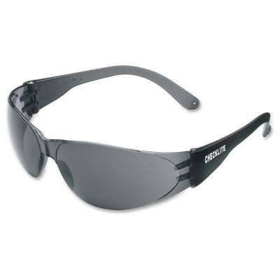 Checklite Gray Lens Safety Glasses