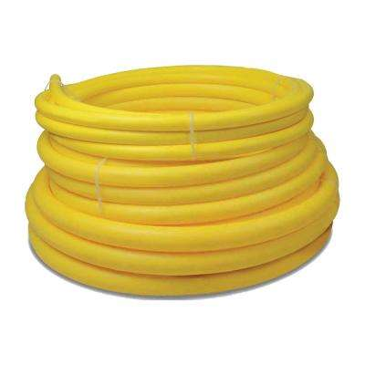1-1/4 in  IPS x 100 ft  DR 11 Underground Yellow Polyethylene Gas Pipe