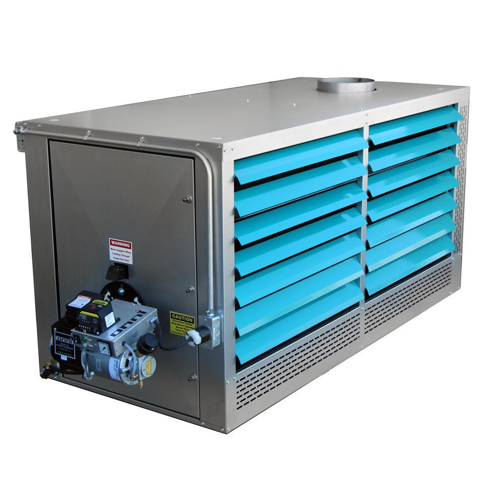 Omni Mount 500,000 BTU Waste Oil Fired Heater