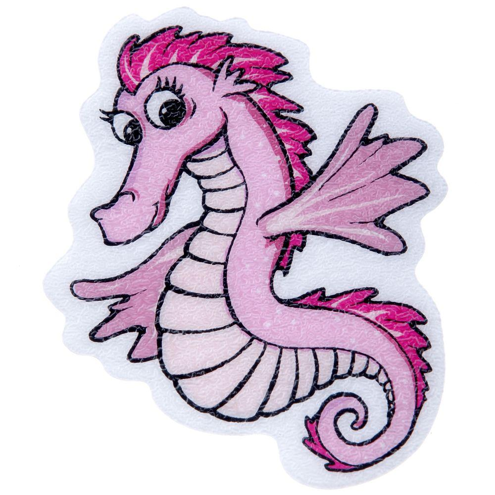 SlipX Solutions Seahorse Tub Tattoos (5-Count)