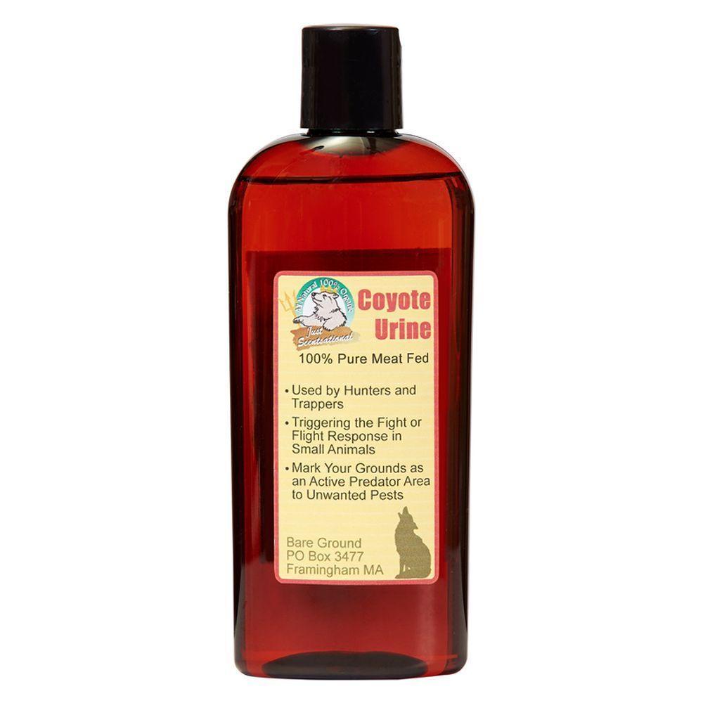 Just Scentsational 8 oz. Bottle of Coyote Urine Small Animal Deterrent