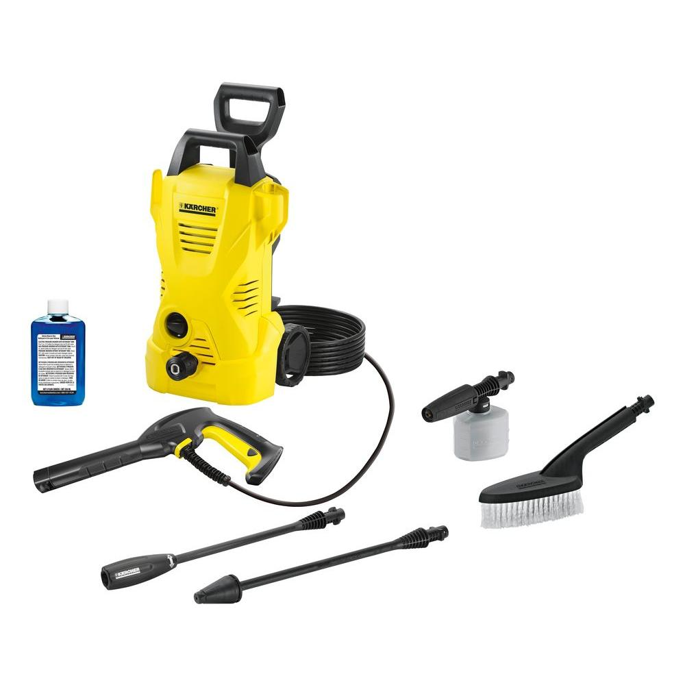 K2 CCK 1,600 psi 1.25 GPM Electric Pressure Washer