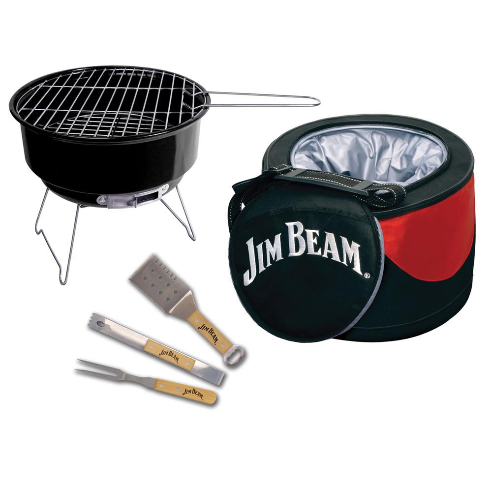 5-Piece Cooler and Grill Set