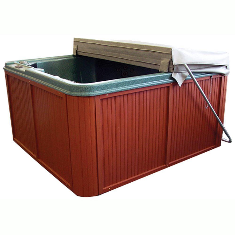 QCA Spas Cover Butler Hot Tub Cover Lifter-CBS - The Home Depot