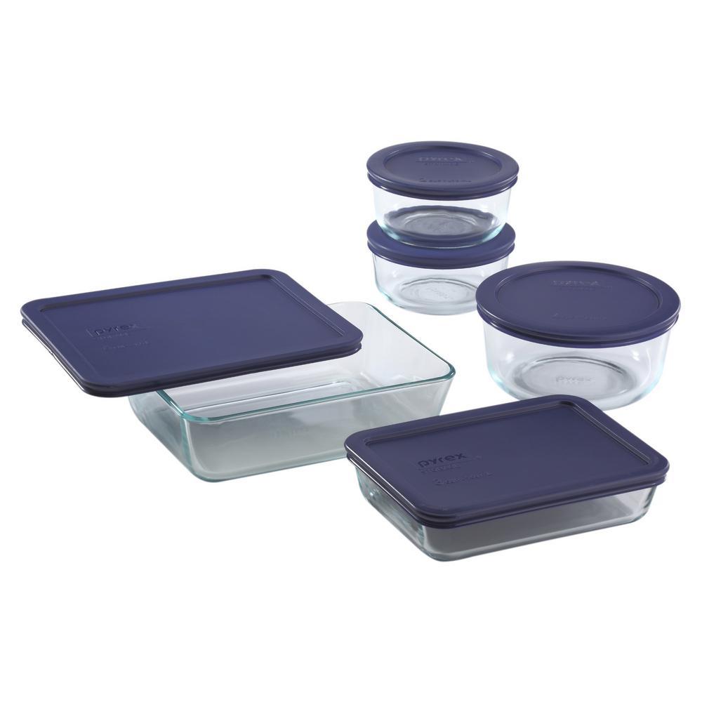 10 Piece Bakeware Set
