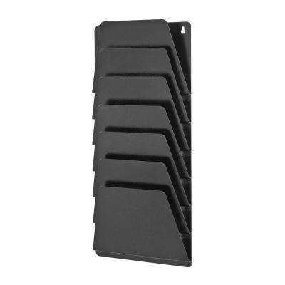 Mirage 7-Pocket Wall Rack
