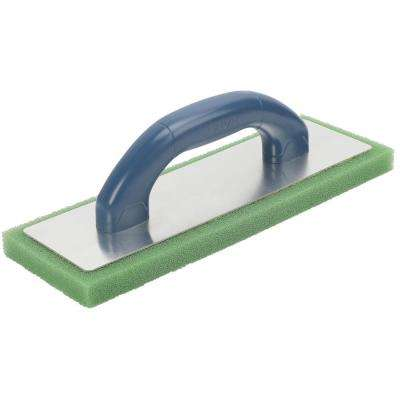 12 in. x 4 in. Green Foam Float