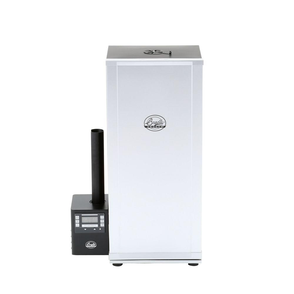 Bradley Smoker 39 in. Vertical 6-Rack Digital Electric Smoker