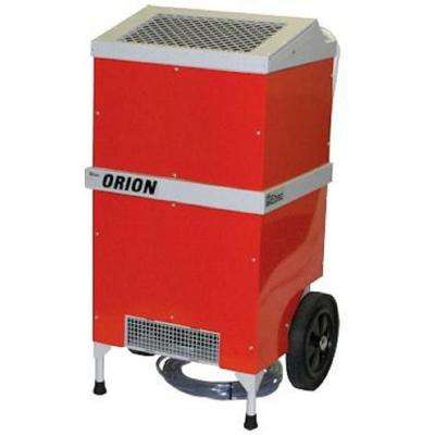 105-Pint Orion Bucketless Professional Portable Dehumidifier