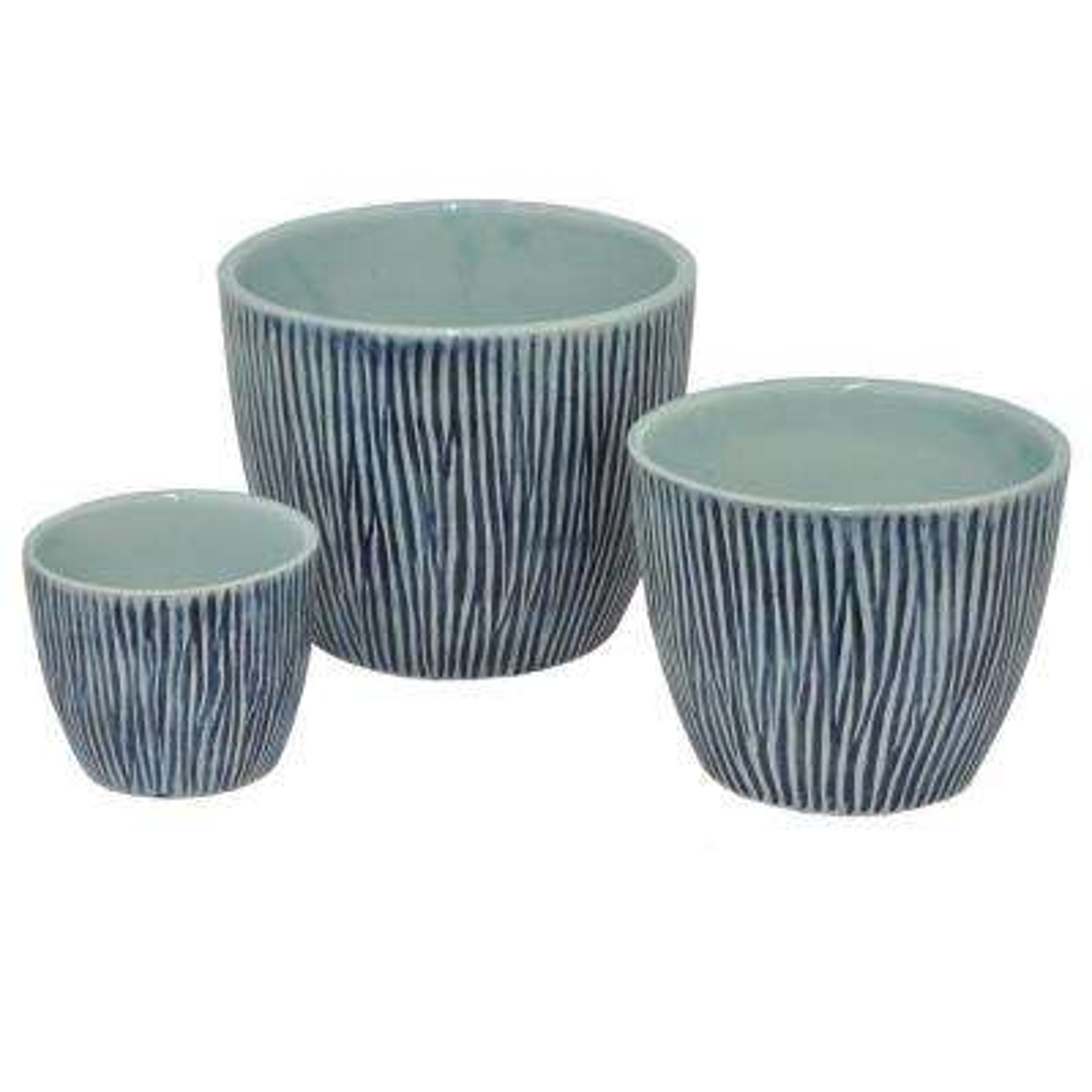 Ceramic Planter (3-Set)
