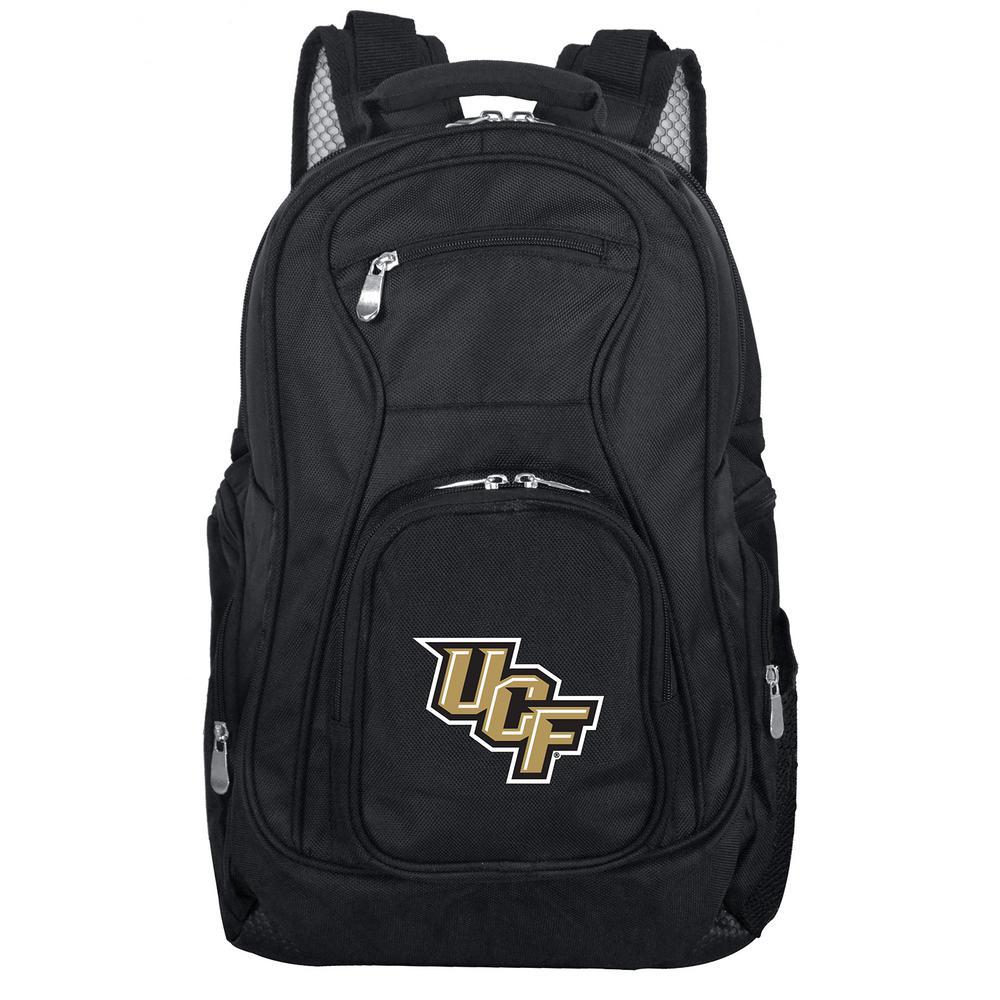 NCAA Central Florida Black Backpack Laptop