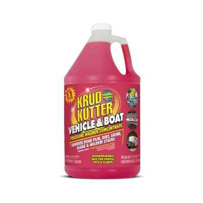 1 gal. Vehicle and Boat Pressure Washer Concentrate