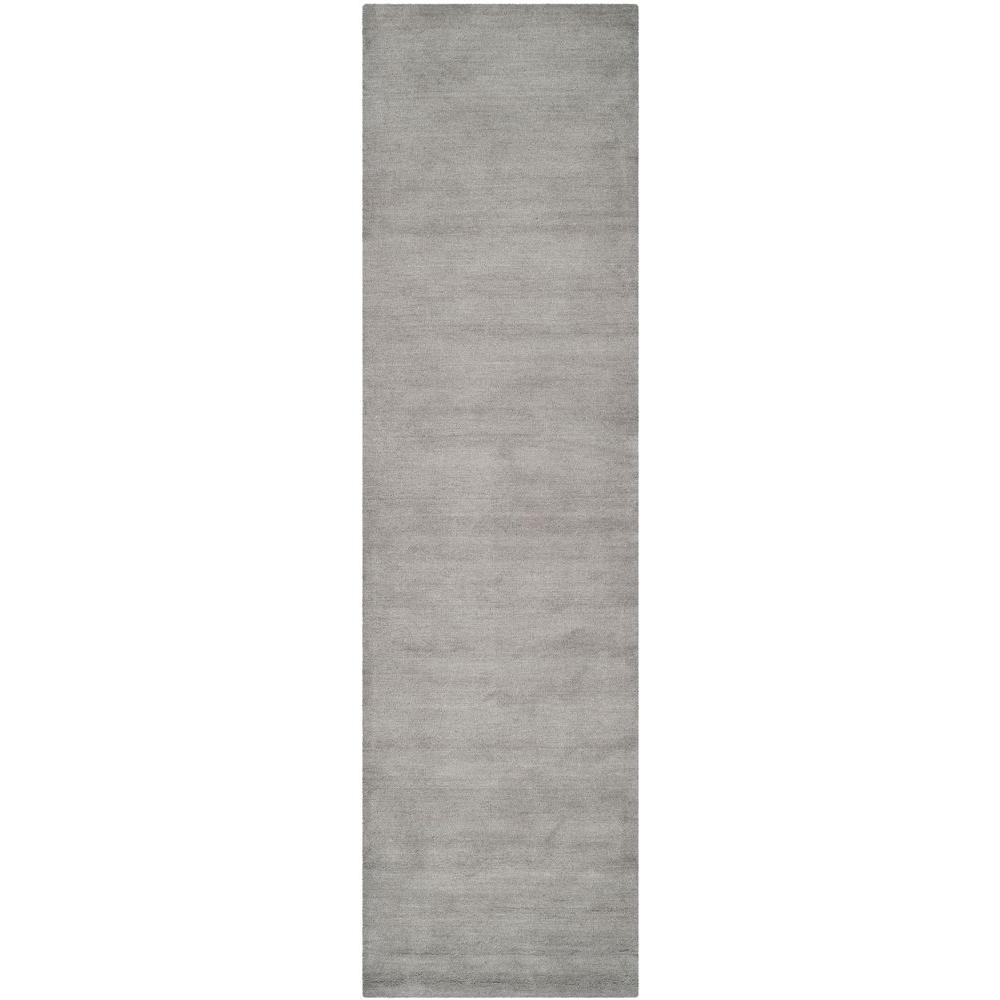 Himalaya Grey 2 ft. x 18 ft. Runner Rug