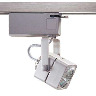linear stainless steel track lighting lighting the home depot