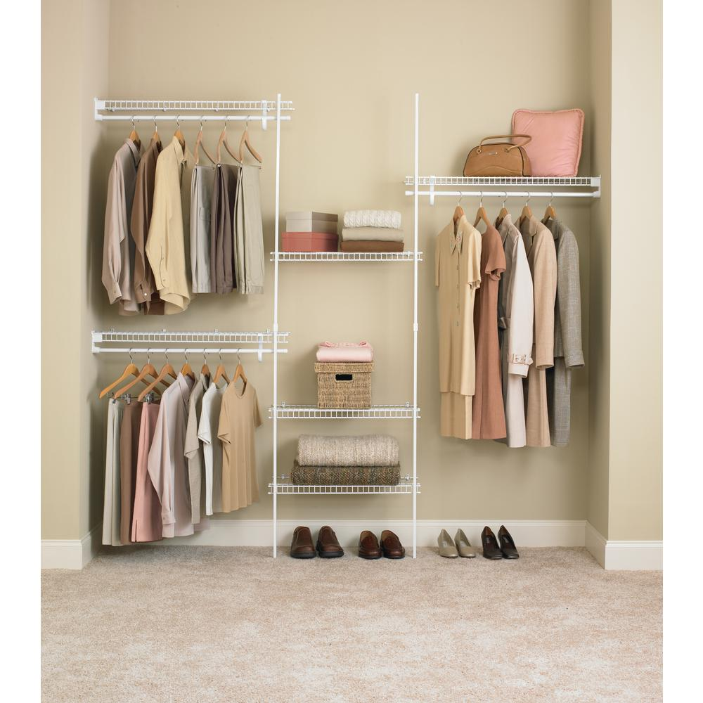 6 - Wire Closet Systems - Closet Systems - The Home Depot