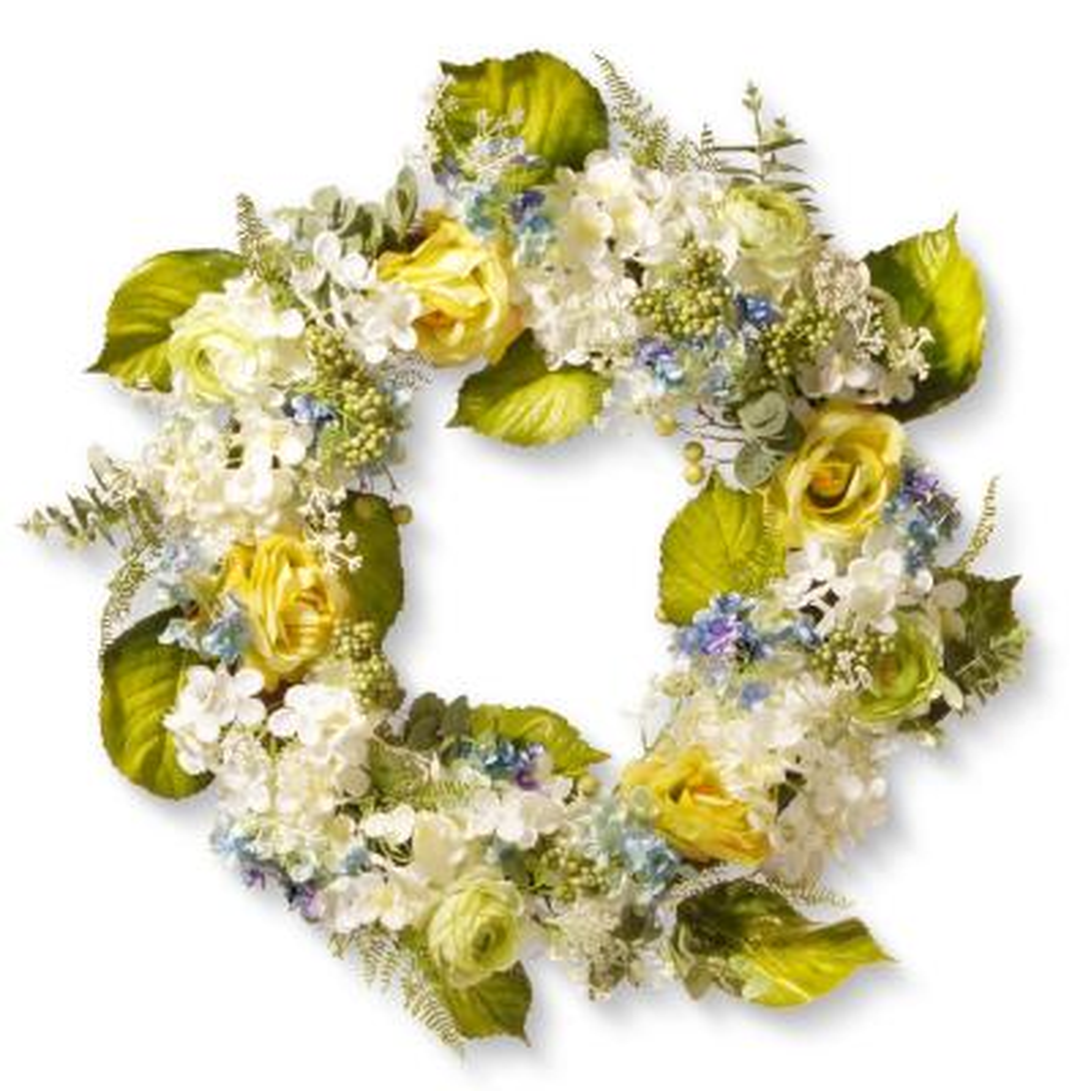 30 in. Decor Wreath