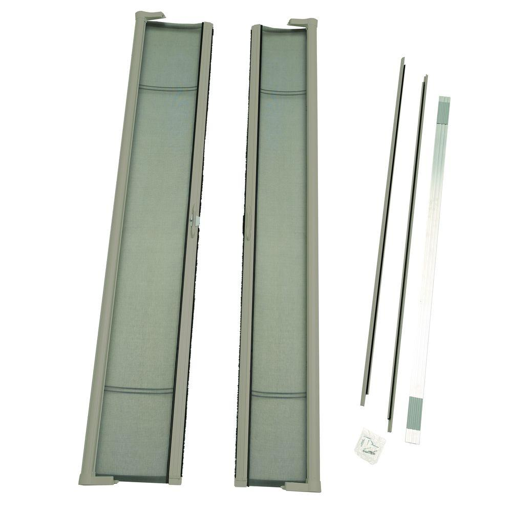 36 X 96 Screen Doors Exterior Doors The Home Depot