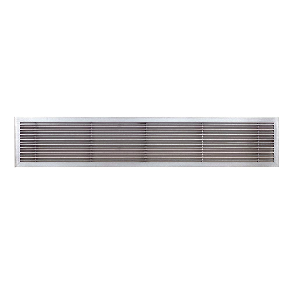 Product Supply Air Grilles : Architectural grille ag series in solid