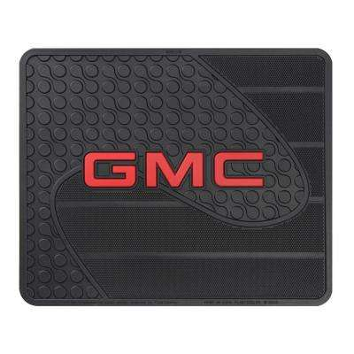 GMC Heavy Duty Vinyl 17 in. x 14 in. Utility Car Mat
