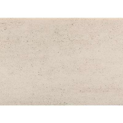 4 in. x 4 in. Ultra Compact Surface Countertop Sample in Blanc Concrete