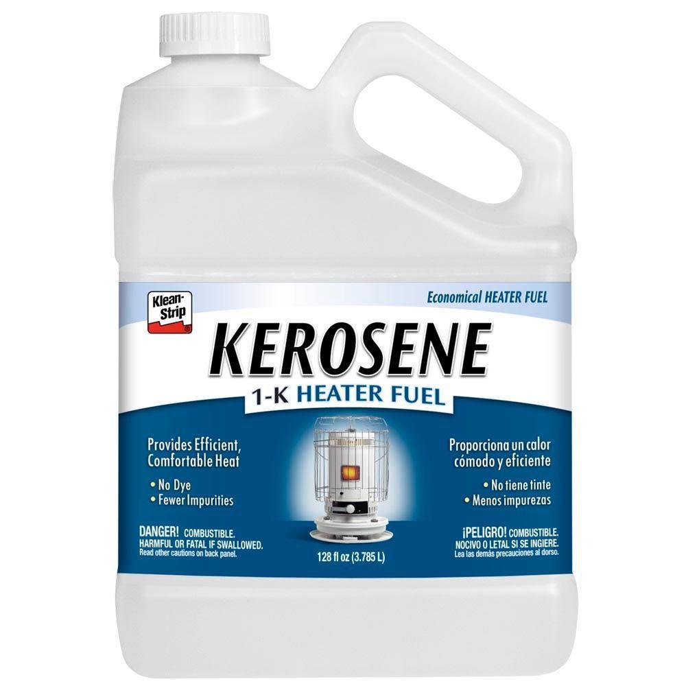 Klean strip 1 gal plastic kerosene gkp85 the home depot for Alternative home heating options