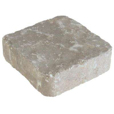 Marseilles 7 in. x 7 in. x 2.25 in. Silex Gray Concrete Paver (240 Pieces / 82 sq. ft. / Pallet)