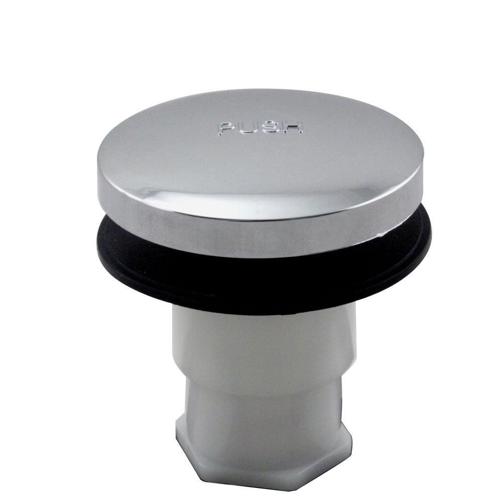 Westbrass Tip-Toe Bath Mechanism In Chrome-79338MOCP
