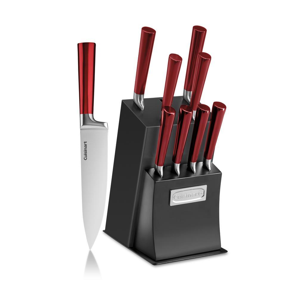 Vetrano Collection 11-Piece Cutlery Block Set