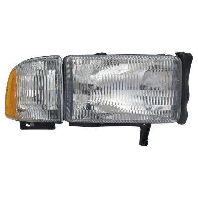 NSF Certified Headlight Assembly - Right
