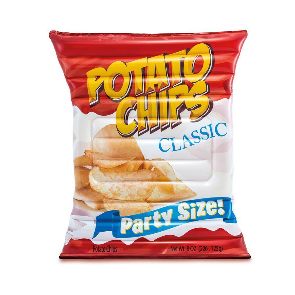Potato Chips Pool Float