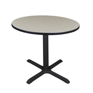 Cain Maple Round 42 in. Breakroom Table