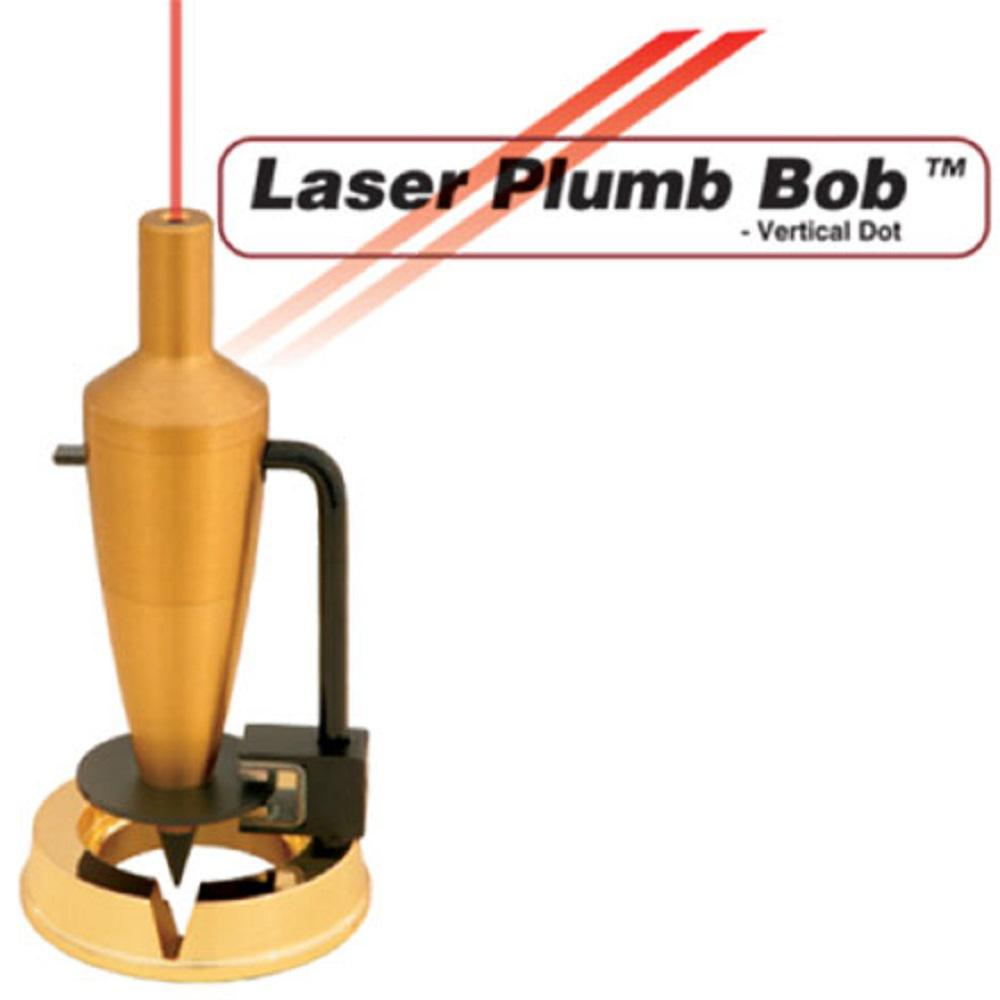 Vertical Test Device Plumb Bob Self Levelling Magnetic Damping Device