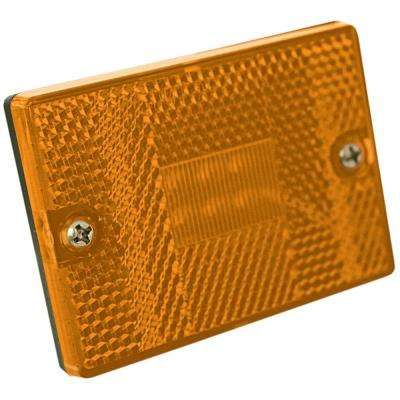 LED 2-3/4 in. Stud Mount Clearance/Side Marker, Amber